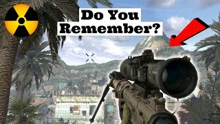 Remember The Intervention From Modern Warfare 2?