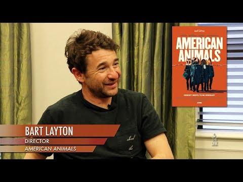 'American Animals' Interview | Director Bart Layton
