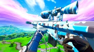 FORTNITE : SNIPER ROYALE !