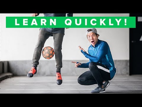 Everybody Can Learn These Football Skills