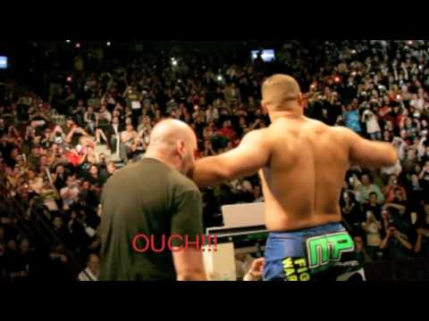 Dana White UFC 115 Video Blog - 6/11