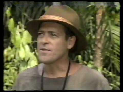 Chamada de estreia de AMAZONIA - 1991 - Manchete - historia