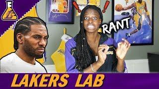 3 Reasons why REAL Lakers fans DONT want Kawhi Leonard!! (LAKER LAB)