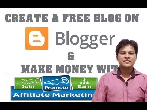 How to make money from Blog with Affiliate Marketing