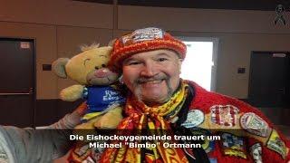 """Bimbo"" Michael Ortmann - Abschied im Stadion (07.10.2016)"