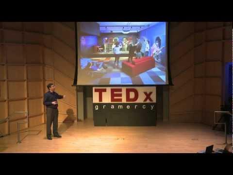 Frictionless Creativity: Andy Burnett at TEDxGramercy