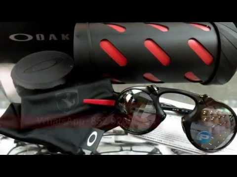 Oakley MADMAN X Metal POLARIZED FERRARI Asian fit