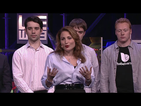 LeWeb 2011 Start-Up Competition Finalist Demos & Awards Ceremony
