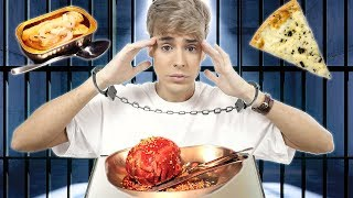 i ate at a PRISON THEMED RESTAURANT and cried