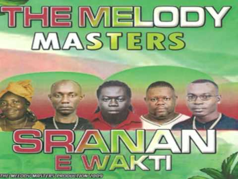 The Melody Masters - Fudu