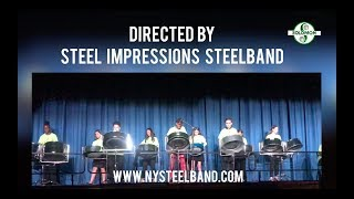 Steelpan in School Program Preview - Steel Impressions Steelband