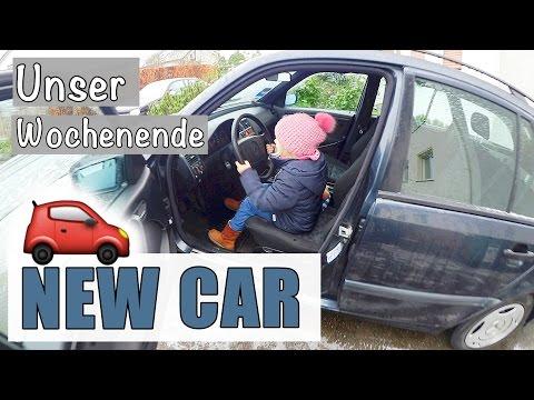 Neues Auto gekauft! | Familien Leben mit Papa | Baustelle besuchen | Isabeau