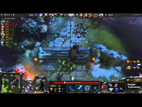 Spirit Gaming VS Titan Game 1 Part 2 - joinDOTA League Asia - Gorgon the Wonder Cow