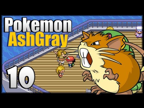 Pokémon Ash Gray - Episode 10 video