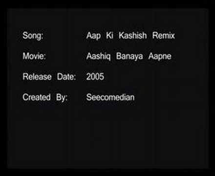Aap Ki Kashish Remix - Aashiq Banaya Aapne