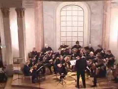 Antonio Vivaldi, Mandolin Concerto, 2nd movement