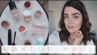 New Makeup Haul, Try-On & Reviews   The Anna Edit