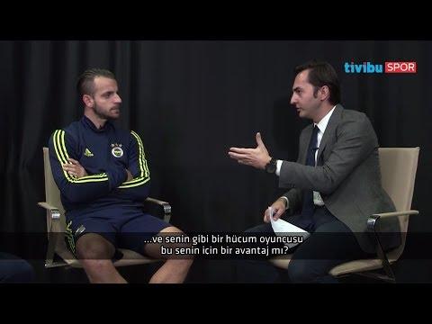 Roberto Soldado Özel Röportajı - 6 Aralık 2017