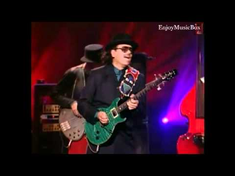 ARISTA RECORD 25th Anniversary SANTANA   Maria Maria~Smooth   YouTube