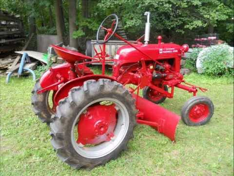 farmall a wiring diagram 1948    farmall    cub leveling and grader blade youtube  1948    farmall    cub leveling and grader blade youtube