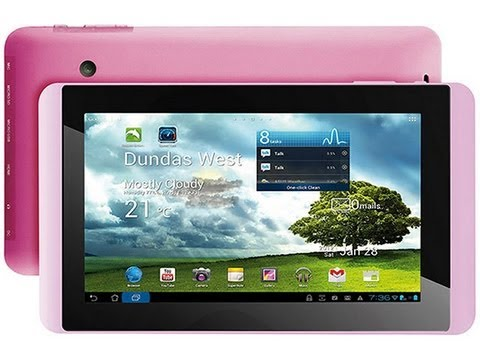 Tablet Philco 7A-R111A - Review das Características - David TecNew