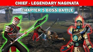Shadow Fight 3 Chapter 5 Boss battle: Defeat CHIEF OF THE ISLANDERS √