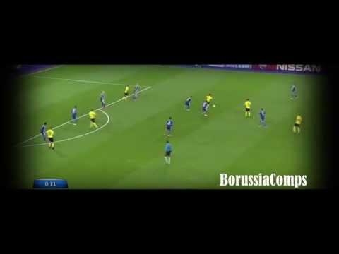 Shinji Kagawa vs RSC Anderlecht 01.10.2014