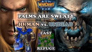 Grubby | Warcraft 3 The Frozen Throne | HU vs UD. - Palms are Sweaty on Last Refuge