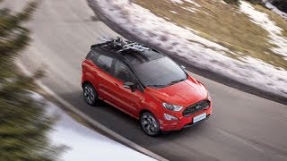 2018 Ford EcoSport ST-Line EcoBoost (140PS) - Fahrbericht, Review, Test