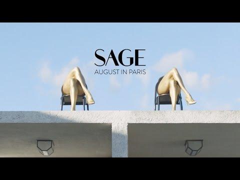 SAGE - August In Paris (Official Video)