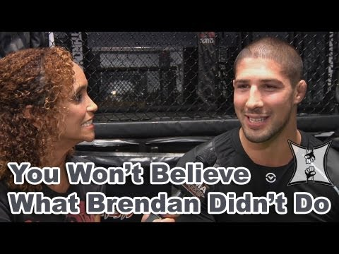 UFCs Brendan Schaub Gets Honest About Big Nog Fight Talks Mitrione Vitor vs Jacare
