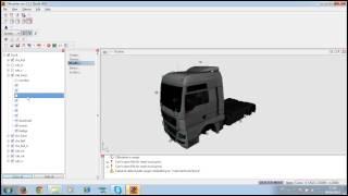 Como Adicionar Peças no truck ets2 no zmodeler (Parte3)