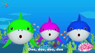 Baby Shark Song - Kids Cartoon