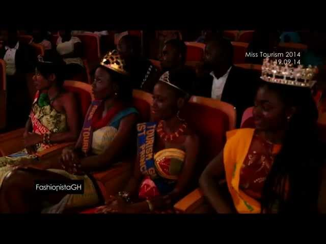 Miss Tourism 2014 _ #fghTV