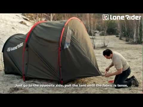 How to set up the Motorcycle Tent MOTOTENT