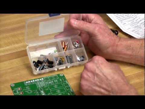 2x15W Class-D Stereo Power Amp Kit Review