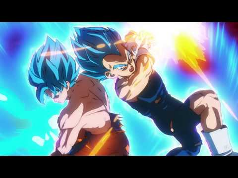 DRAGON BALL SUPER - BROLY - Bande-annonce Actuellement VF