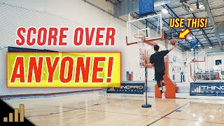 How to: Top 5 Moves to Score Over Taller Defenders in Basketball!