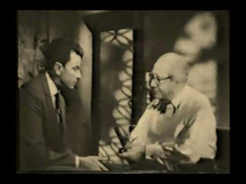 Rare Guitar Video: Andreas Segovia - Wisdom 1955