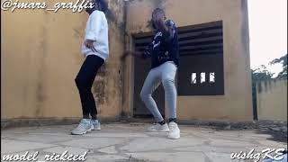 Reekado banks ft Tiwa Savage & Fiokee   Like (choreography)