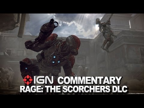 IGN Plays Rage: The Scorchers DLC