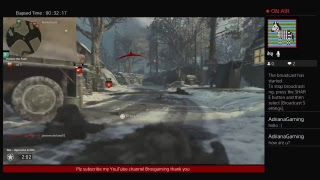Live call of duty ww2 new game