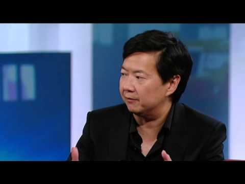 Why Ken Jeong Got Naked In 'The Hangover'