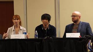 Rachel & Jun Panel - Animazement 2017 Part 1