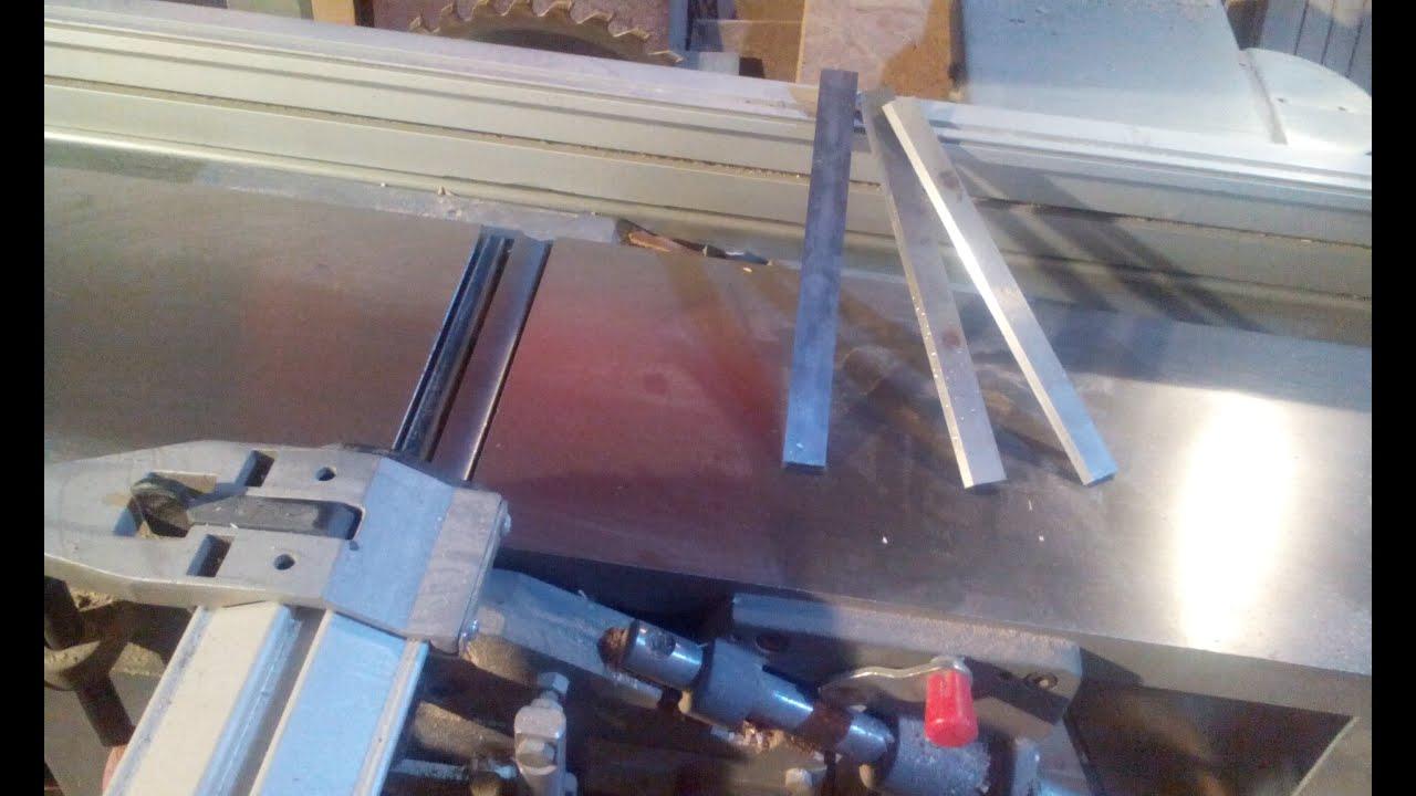 Станок для заточки ножей деревообрабатывающих станков своими руками