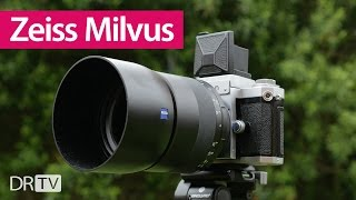 Zeiss Milvus 21mm, 35mm, 50mm & 85mm Hands-on