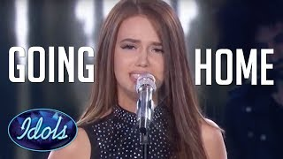 MARA JUSTINE American Idol 2018 Audition Journey! Idols Global