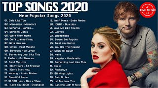 New Songs 2020 🧧 Top English Songs Collection 2020 🧧 Best Pop Music Playlist 2020
