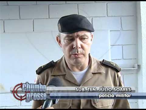 Foragido é preso no Maria Resende com quatro armas de fogo