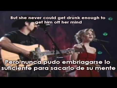 Whiskey Lullaby Lyrics - Subtitulos Español video